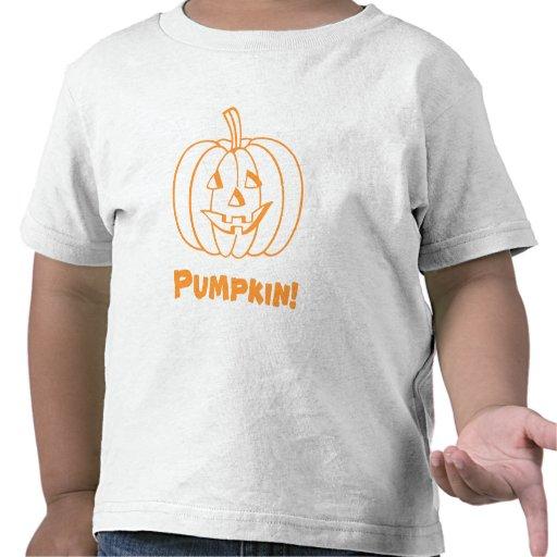 Smiling Pumpkin. Shirt