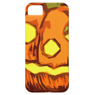 Smiling Pumpking iPhone SE/5/5s Case