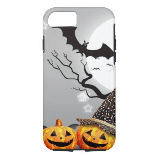 Smiling Pumpkins iPhone 7 Case
