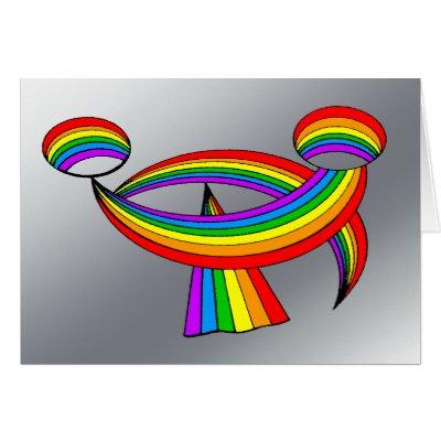 rainbow tattoo. Smiling Rainbow Tattoo