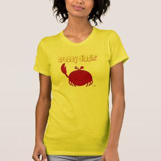 Smiling Red Crab   Dippin' T-Shirt