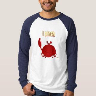 Smiling Red Crab I Pinch T-Shirt