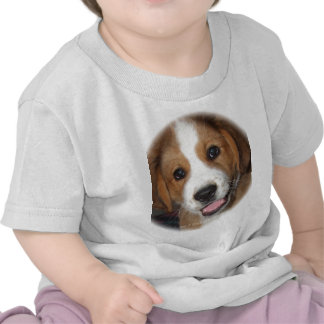 Smiling Rescue Dog Buddy T-shirt