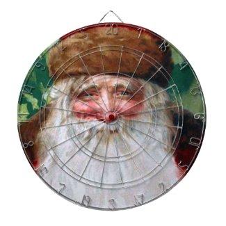 Smiling Santa Claus