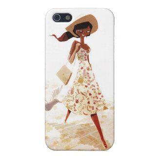Smiling Senorita iPhone Case Case For iPhone 5
