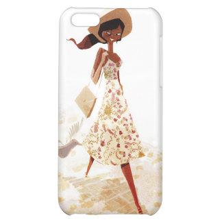 Smiling Senorita iPhone Case Cover For iPhone 5C
