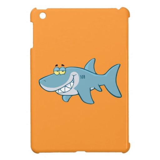 Smiling Shark Case For The iPad Mini