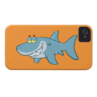 Smiling Shark Case-Mate iPhone 4 Case
