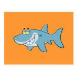 Smiling Shark Postcards