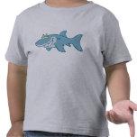 Smiling Shark Tee Shirts