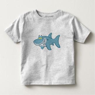 Smiling Shark Toddler T-shirt