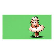 Smiling Sheep Card