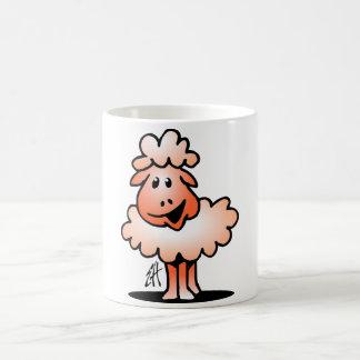 Smiling Sheep Coffee Mug
