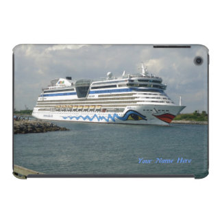 Smiling Ship in Channel iPad Mini Cases