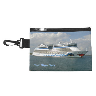 Smiling Ship Personalized Accessories Bags