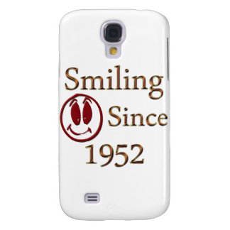 Smiling Since 1952 Galaxy S4 Cover