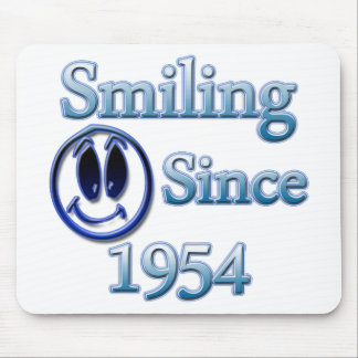 Smiling Since 1954 Mouse Pad