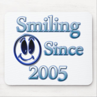 Smiling Since 2005 Mouse Pad