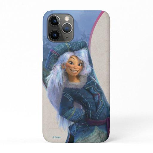 Smiling Sisu iPhone 11 Pro Case