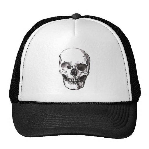 Smiling Skull Trucker Hat