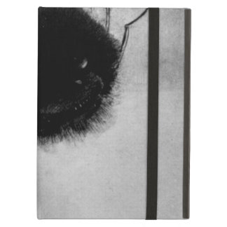 Smiling Spider by Odilon Redon, Vintage Halloween iPad Air Cases