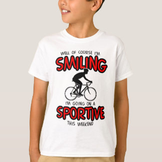Smiling Sportive W/end T-Shirt