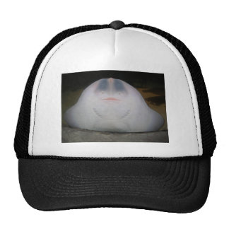 Smiling Sting Ray Swimming in Water Trucker Hat