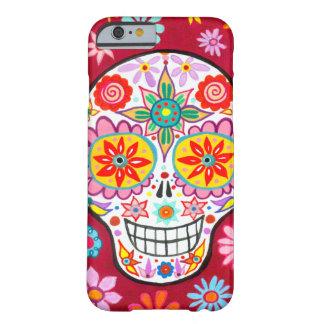 Smiling Sugar Skull iPhone 6 case