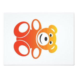 Smiling Summer Teddy Card
