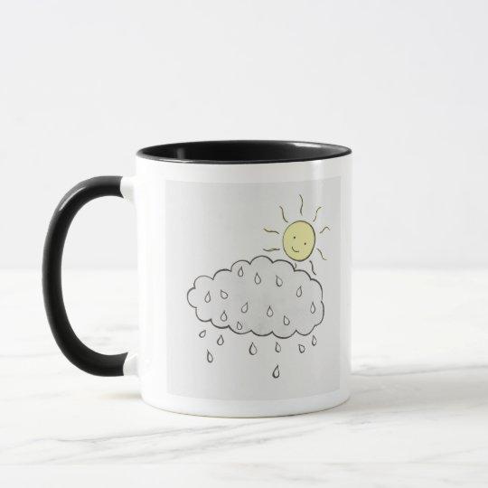 Smiling Sun 2 Mug