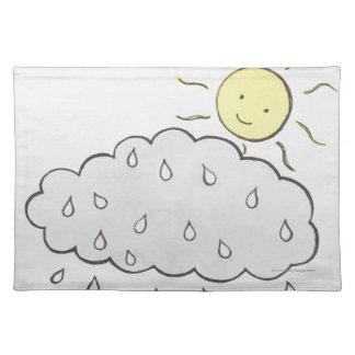 Smiling Sun 2 Place Mat