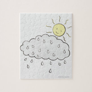 Smiling Sun 2 Jigsaw Puzzle