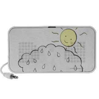 Smiling Sun 2 Travel Speaker