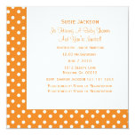 Smiling Sun Baby Shower Invitations