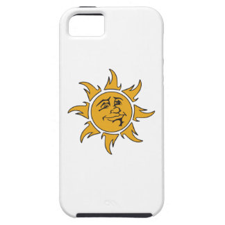 Smiling Sun iPhone 5 Covers