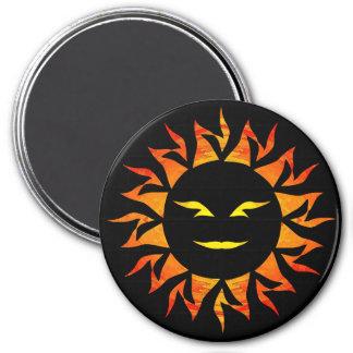 Smiling Sun Magnet