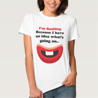 Smiling T-shirts