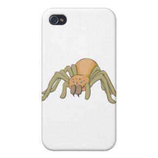 Smiling Tarantula Case For iPhone 4
