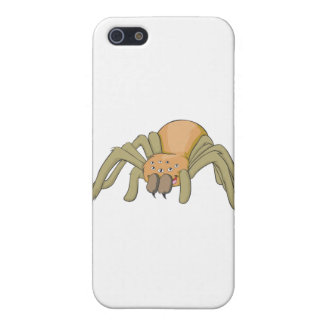 Smiling Tarantula Case For iPhone 5