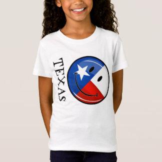 Smiling Texas Flag T-Shirt