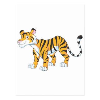 Smiling Tiger Postcards
