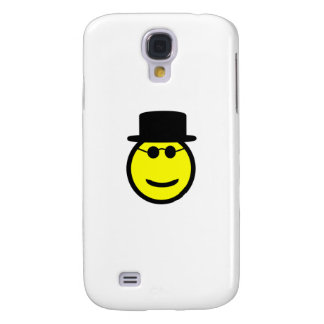 Smiling Tophat Samsung Galaxy S4 Case