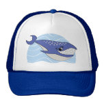 Smiling Whale Hat