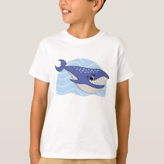 Smiling Whale Kids T-Shirt