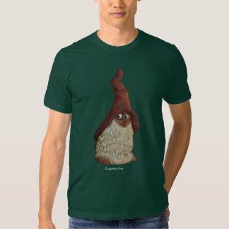 Smiling Wood Gnome Tshirts