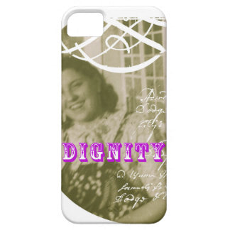 Smiling Young Gal iPhone 5 Cover