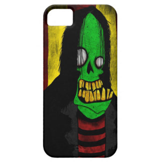 Smiling Zombie Iphone 5 Case