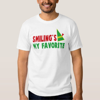 SMILING'S MY FAVORITE T-Shirt