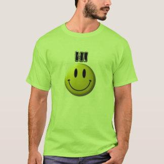 smilly face, Hi T-Shirt