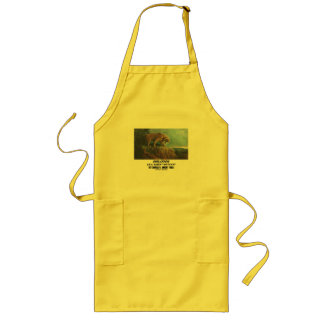 Smilodon (A.K.A. Saber-Tooth Cat) Knight (1905) Long Apron
